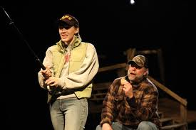 The Fisherman, Stage Left Theatre (Photo 3 by Johnny Knight)